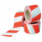 Safety Tape Red & White